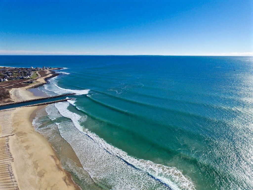 Aerial Photograph Of the Ocean